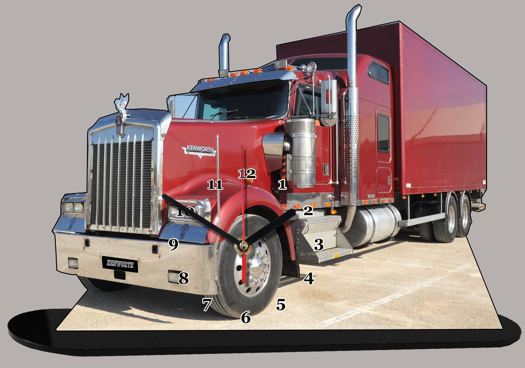 Camions-Trucks