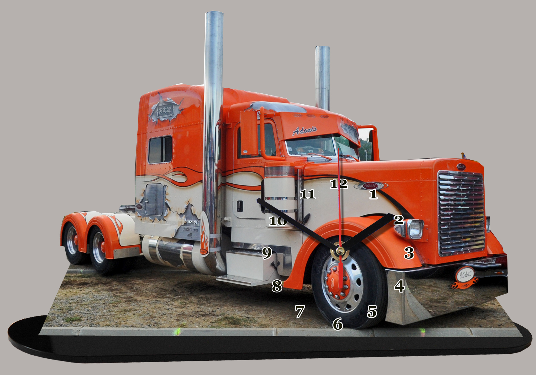 big rig remote control trucks with Miniature Peterbilt on Jac Hfc1061k 26114 moreover Tesla Semi Truck Return Investment Roi as well Top 10 Best Rc Semi Trucks further Led lighting projects together with Custom Built 18 Wheelers Hot Rodcustom Big Rigs.