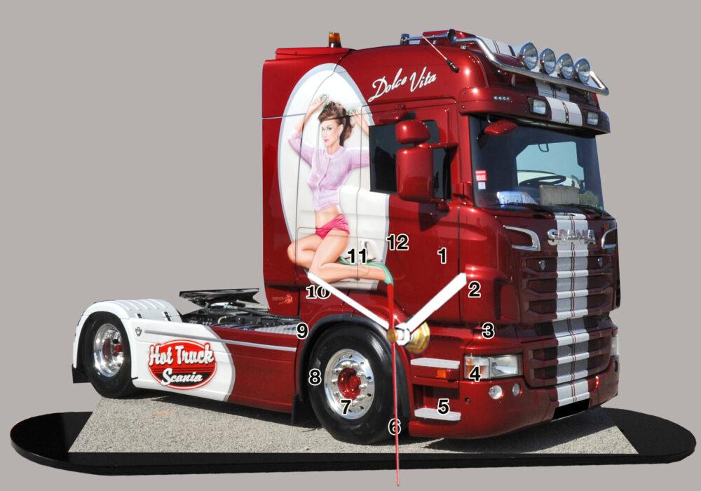 idée cadeau truck, camion