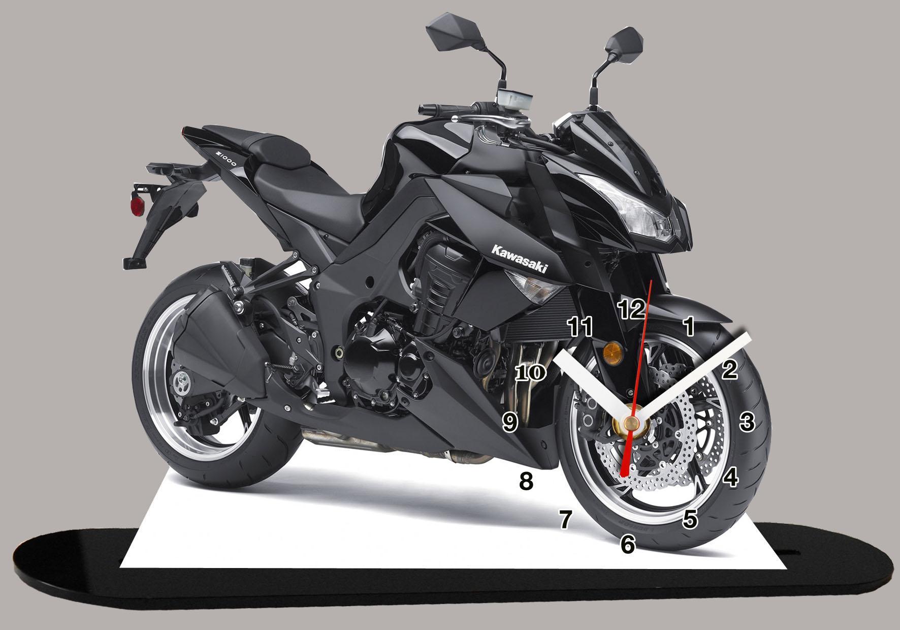 moto kawasaki miniature