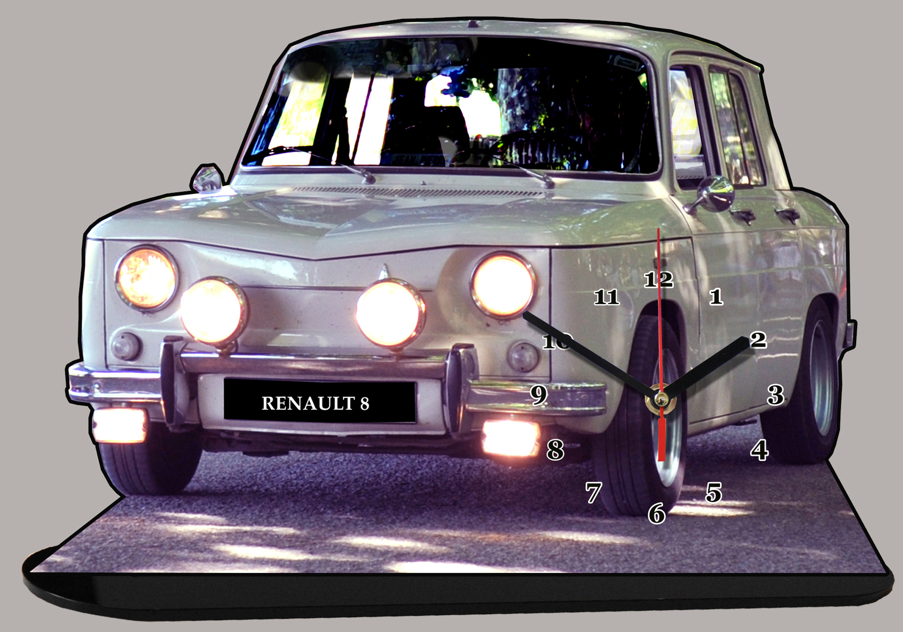 Renault 8 S Pictures to pin on Pinterest