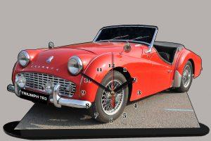 idée cadeau vieille voiture anglaisee