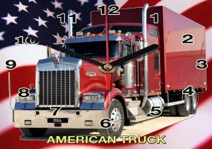 idée cadeau camion americain