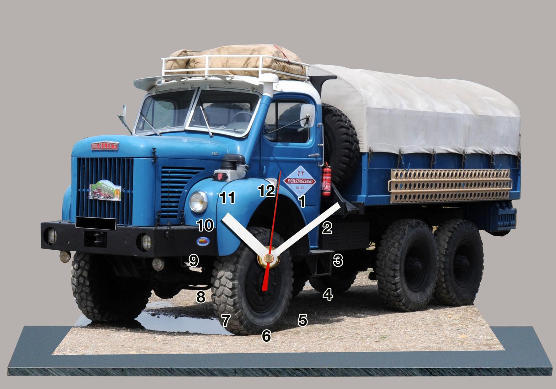 Camion français R...