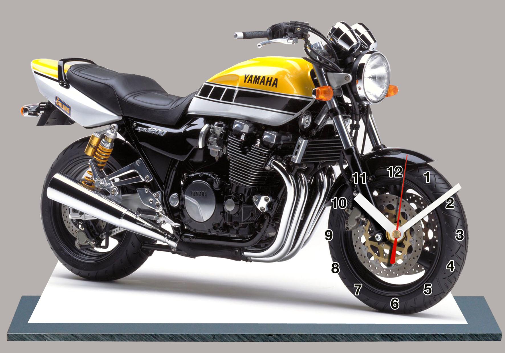 maquette moto yamaha xjr 1300. Black Bedroom Furniture Sets. Home Design Ideas