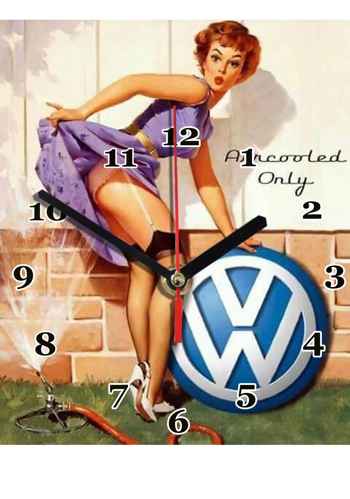pinj up auto horloge
