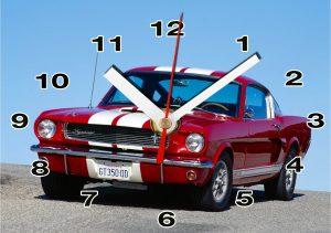idée cadeau Ford Mustang