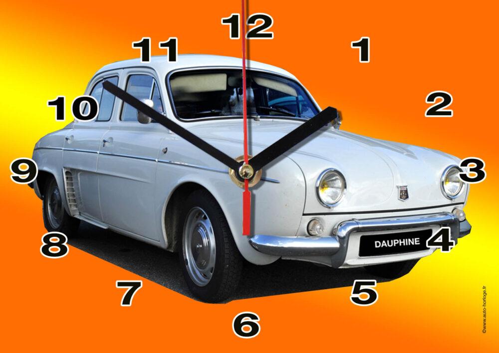 Renault Daupline rallye competition