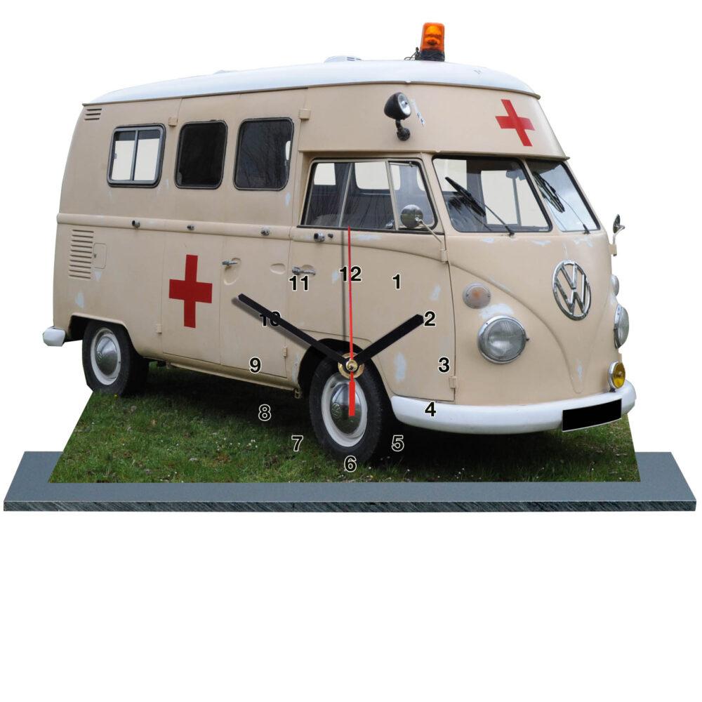 Combi volkswagen de la Croix rouge
