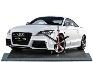 Audi TT RS en idée cadeau