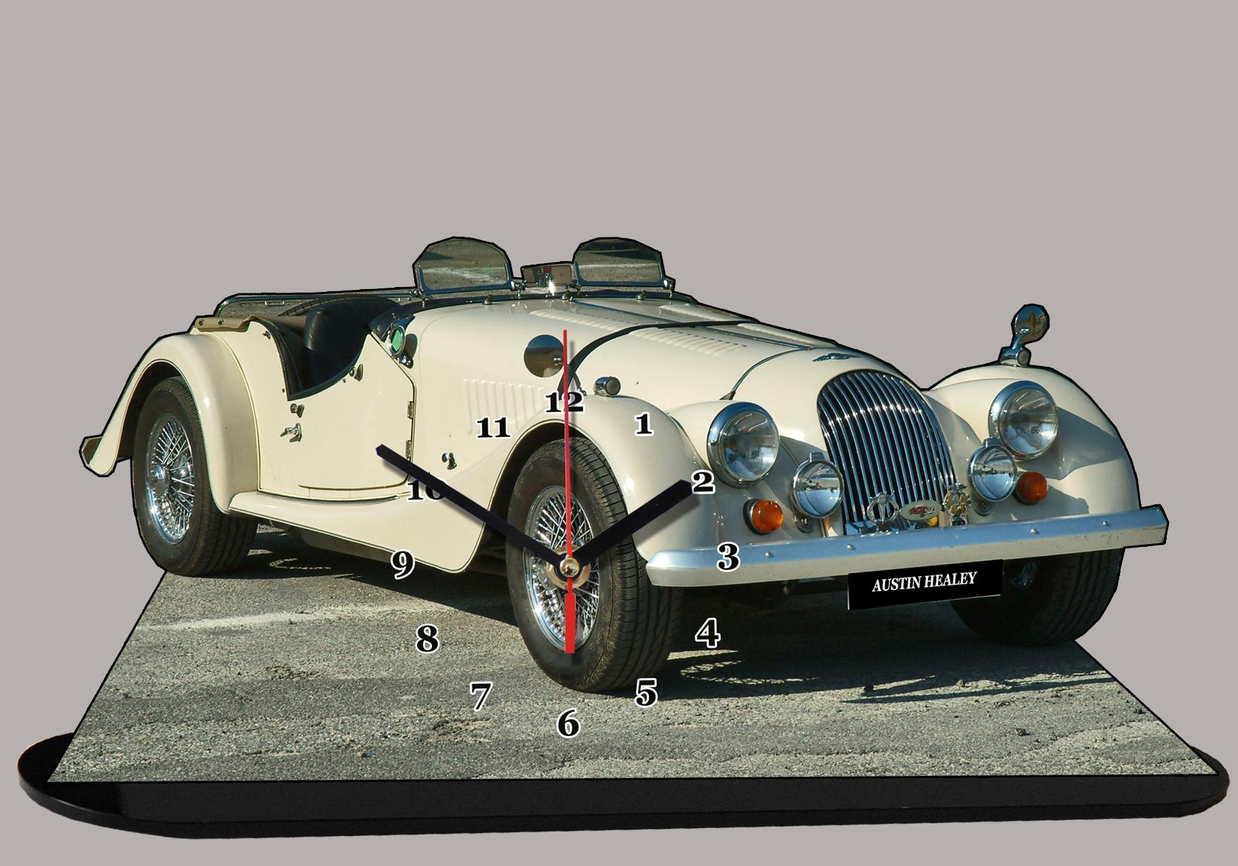 austin healey blanche cabriolet