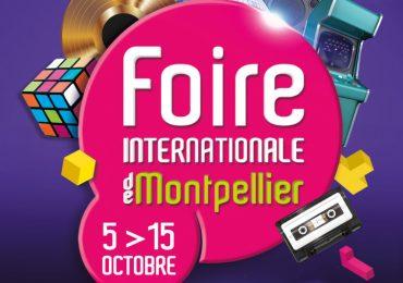 Auto-horloge.fr à la Foire de Montpellier