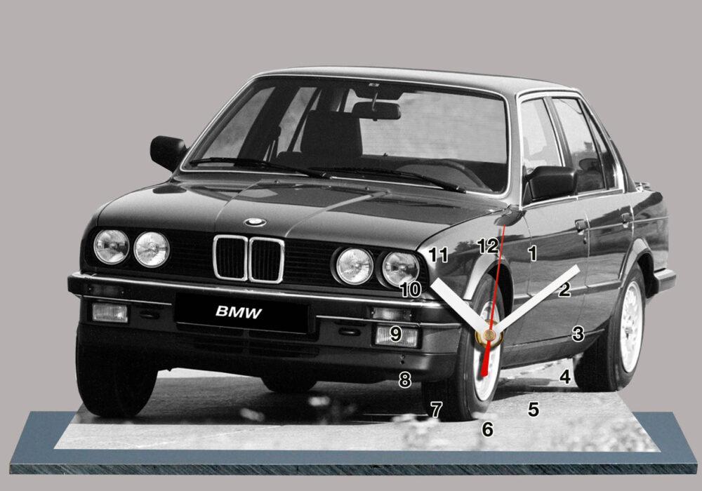 BMW - M3 en auto horloge