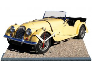 Morgan jaune en miniature