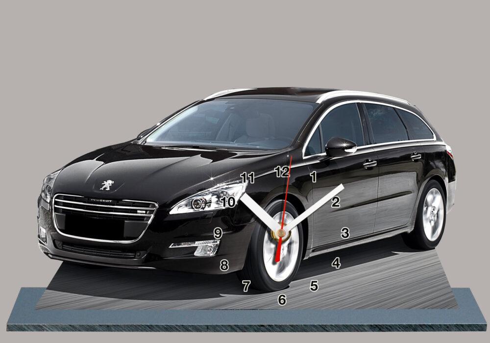 Peugeot 508 RX Noire en miniature