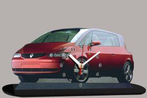 Renault Avantime miniature auto horloge