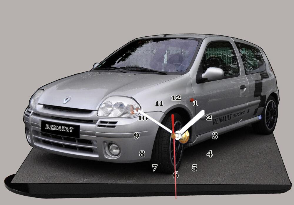 Clio grise idée cadeau
